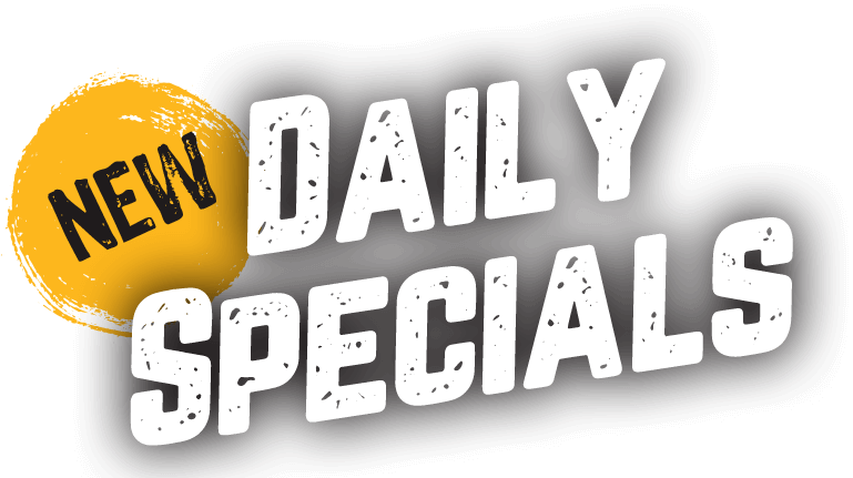 New Daily Specials for Brick and Forge